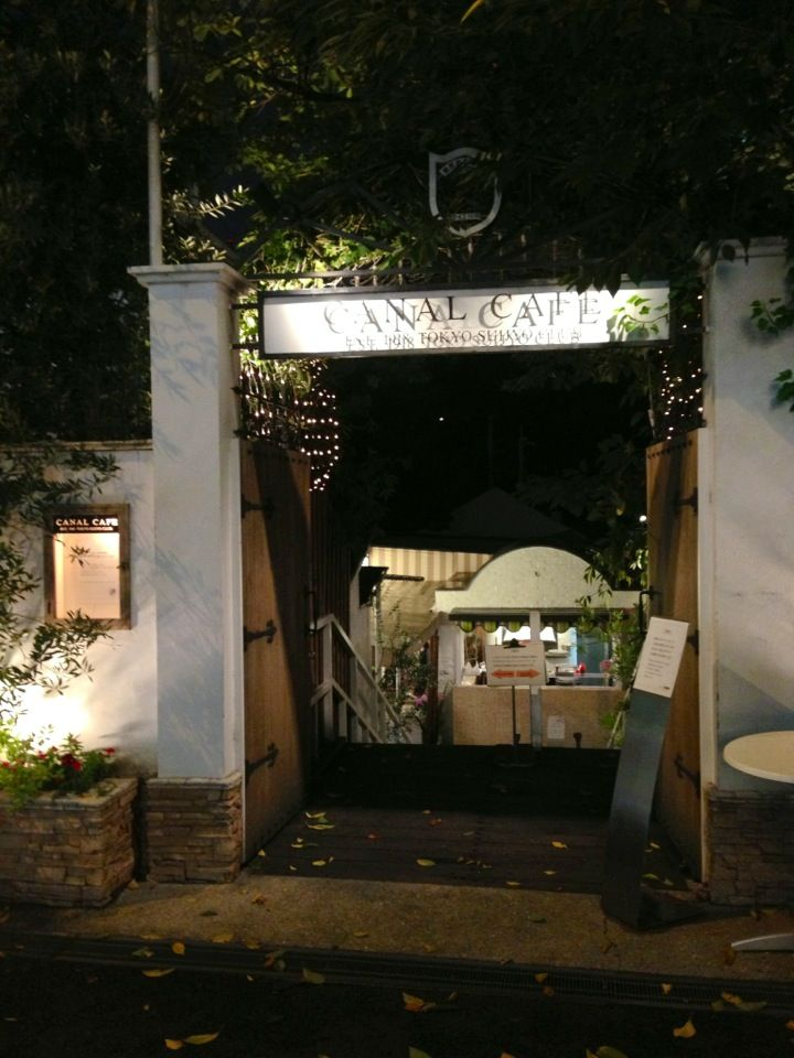 CANAL CAFE boutique