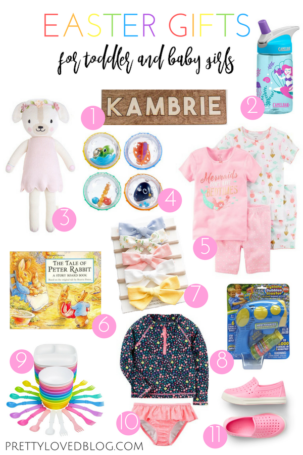 Easter gifts for toddler and baby girls easter babies and gift easter gifts for toddler and baby girls negle Image collections