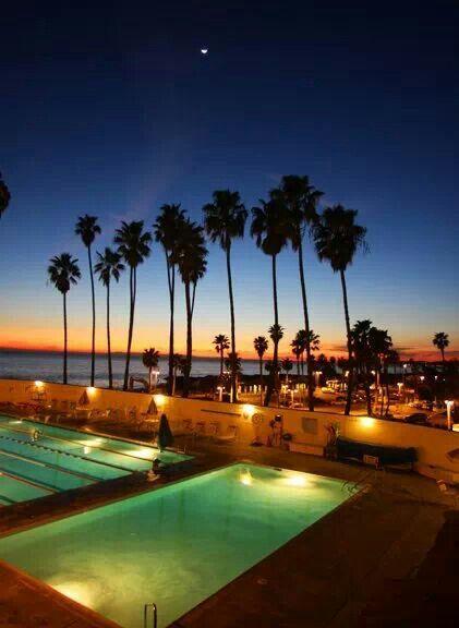 Ole Hansen Pools San Clemente California San Clemente California San Clemente Pier