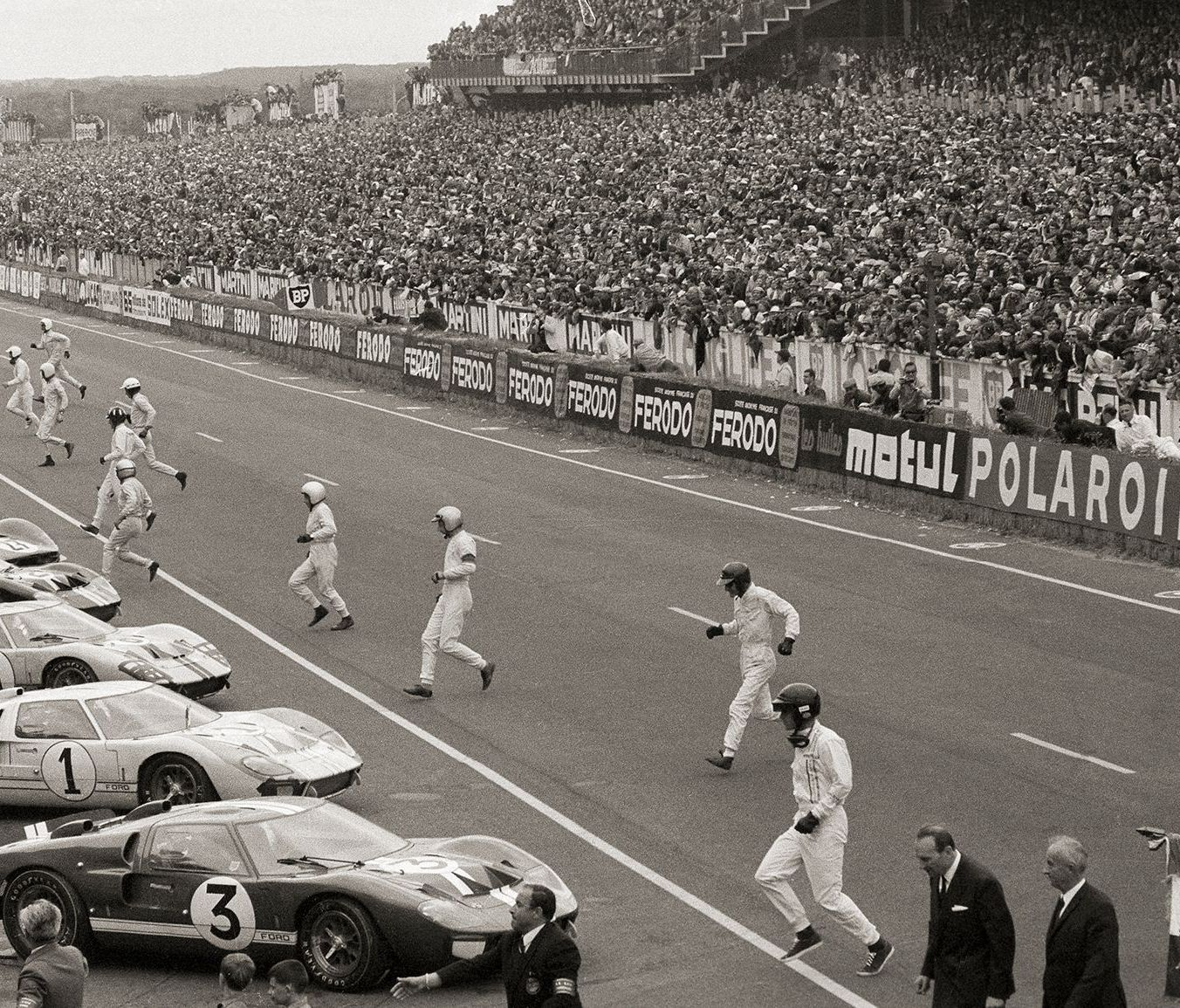 Ford V Ferrari And The Feud That Created America S Greatest Race