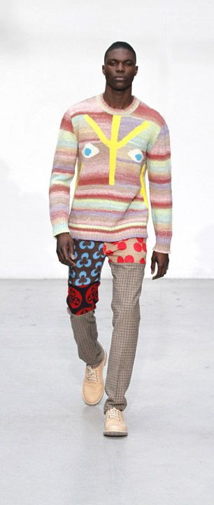 in love with Walter Van Beirendonck Spring Summer 2013
