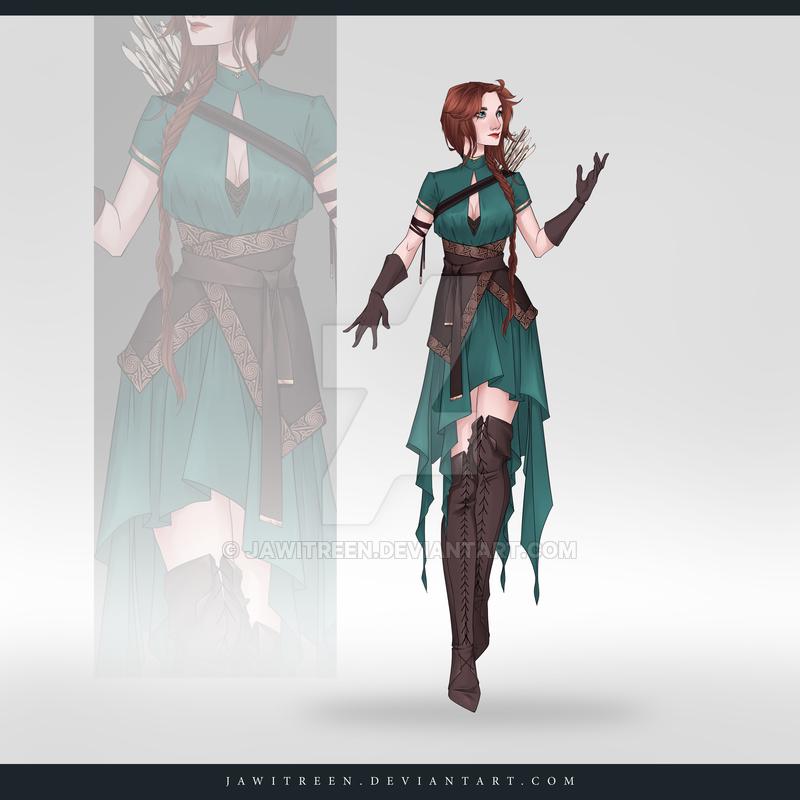 Fantasy Clothes Art