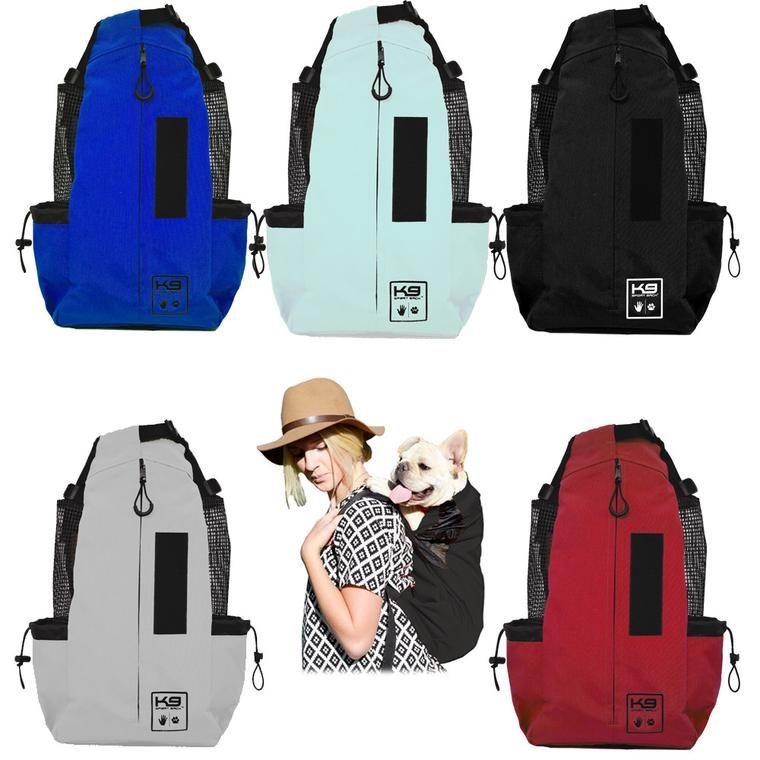 K9 Sport Sack AIR Dog Carrier Backpack. Larger, should