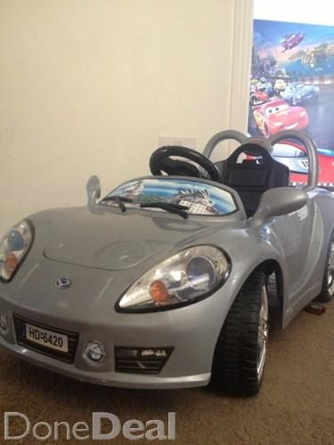 electric ride on toy car for sale in limerick 40 donedealie