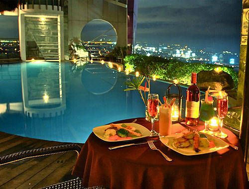Romantic Restaurants Perfect for Proposals