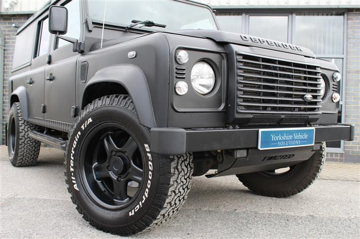 Classic 2010 10 Land Rover Defender 110 2 4 Tdi Xs Util For Sale In York With Classic Sports Car Classifieds The Uk S Best Online Classic Car Classifieds
