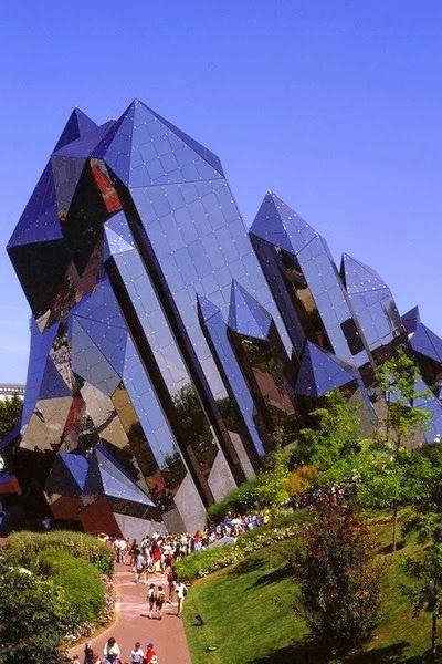 Love incredible architecture? - Visit: TheEndearingDesigner.com