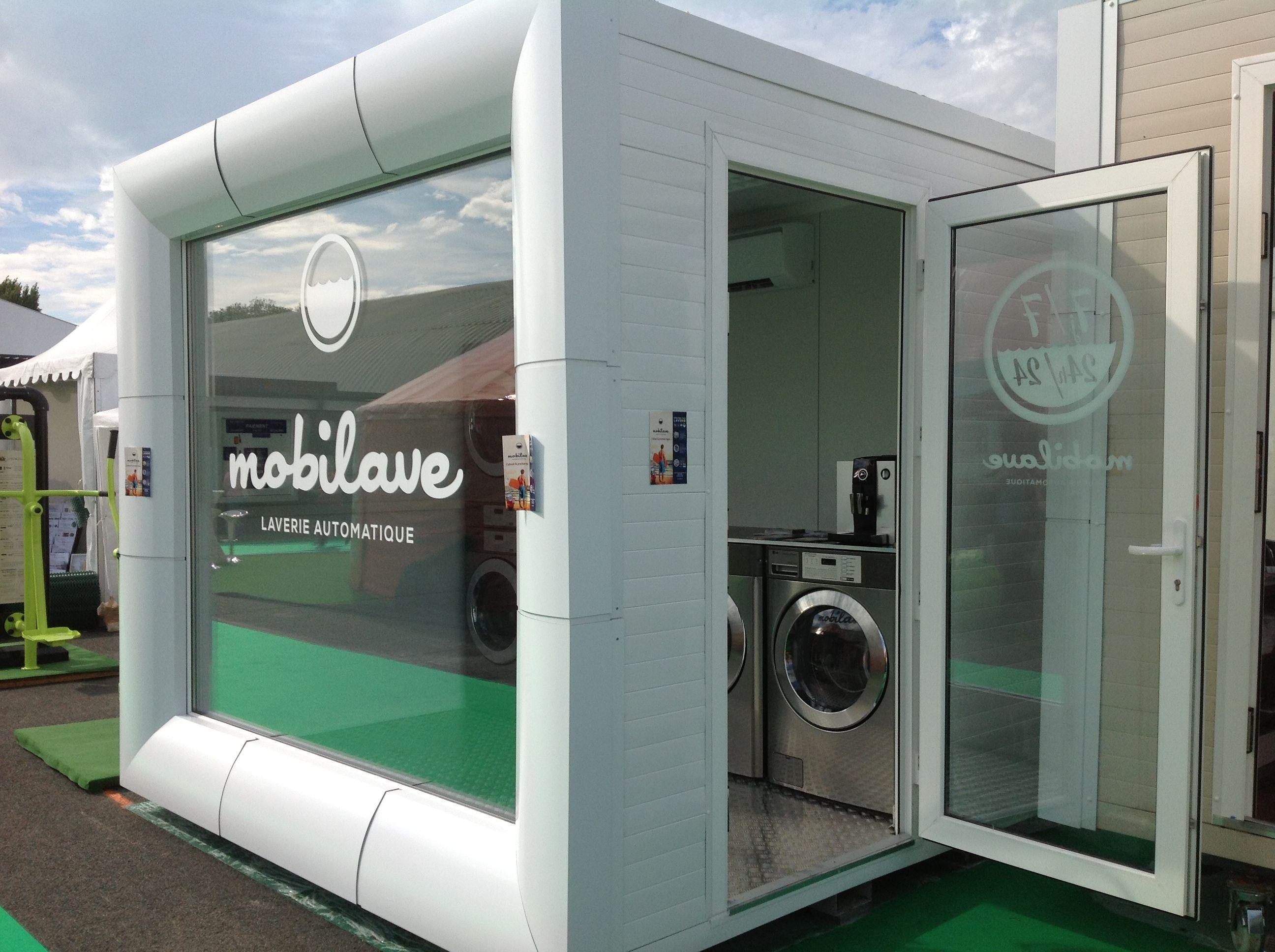 Rubigarden jako mobilna pralnia