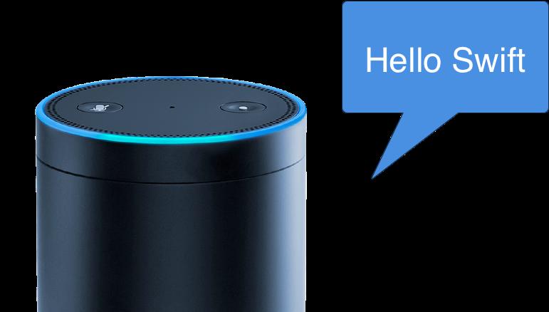 How To Use Swift To Develop Custom Skills For The Amazon Echo Alexa Skills Skills Alexa Voice