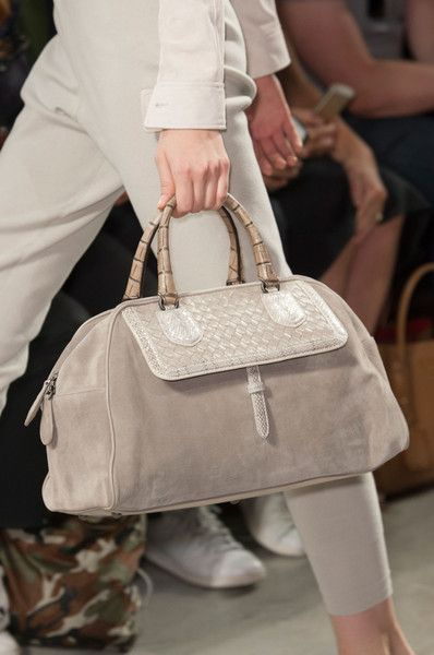 Bottega Veneta at Milan Spring 2015