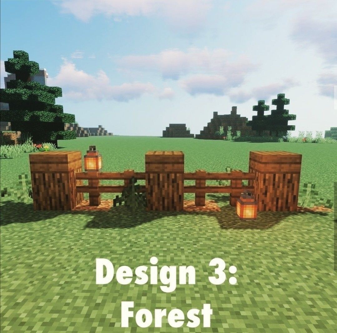 Photo of #minecraftbuildingideas #Fence backyard #Fence design #Fence diy #Fence ideas#ba… – Lanna's Blog