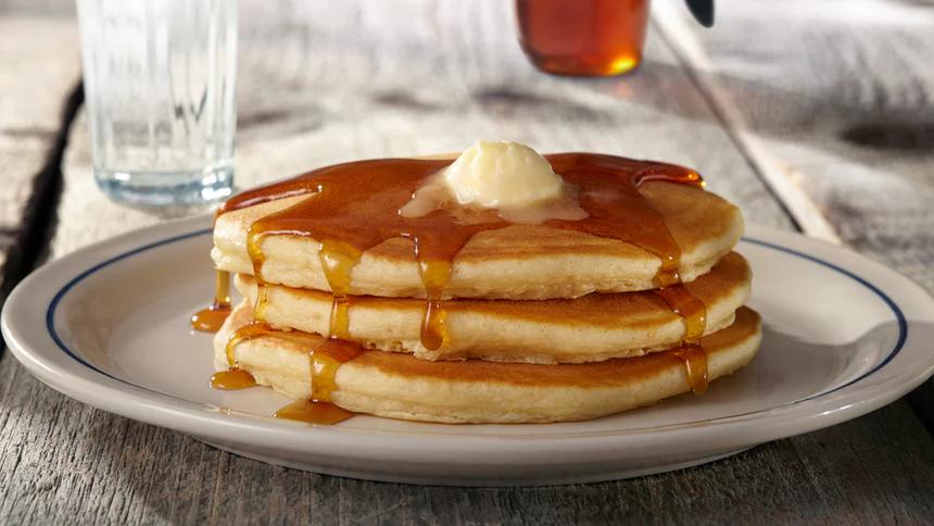 Ihop Original Short Stack Buttermilk Pancakes Order Now Savoury Cake I Hop Pancake Recipe Pancake Stack