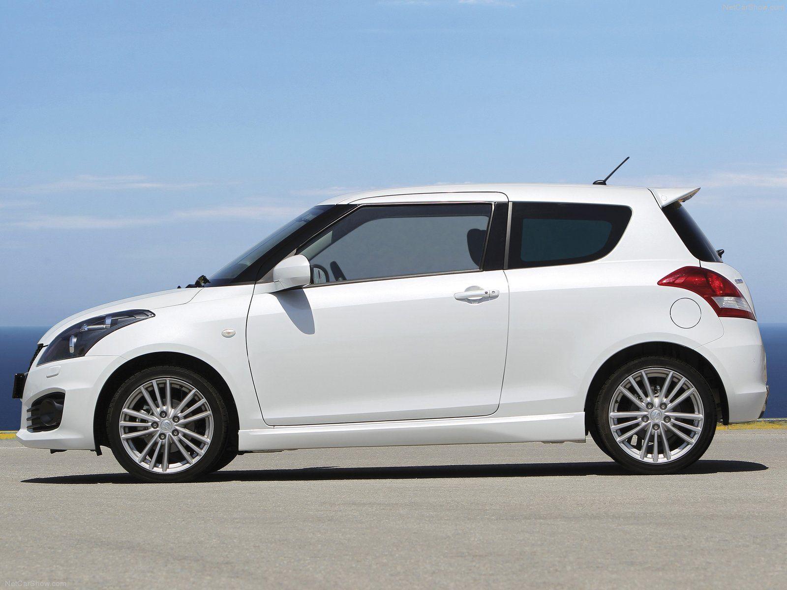 Ford Fiesta   Ti Vct Suzuki Swift Sport Head To Head