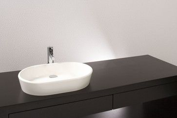 Vov 821a Modern Bathroom Sinks Montreal By Wetstyle