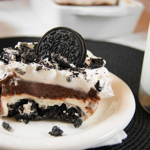 Oreo Icebox Dessert