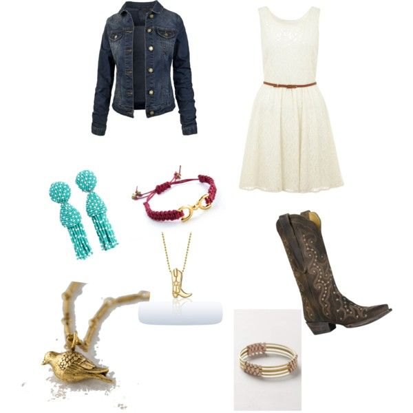 """""""Country<3"""" by ebowie on Polyvore"""
