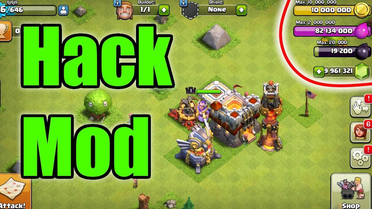 Pin On Clash Of Clans Hack