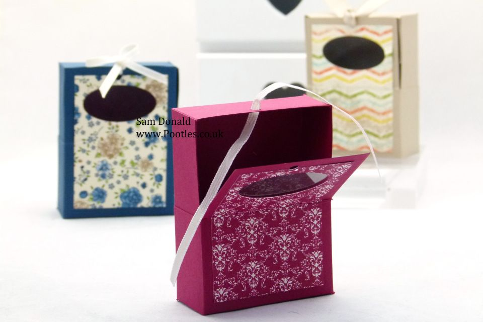 Stampin' Up! Hinged Soap Gift Box VIDEO