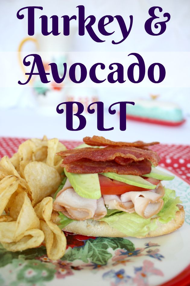 Shake up your usual BLT and make this Turkey & Avocado BLT with this recipe from Walmart http://bit.ly/2jSgidL AD  More MealInspirations on my blog----> http://freebies4mom.com/turkeyblt/
