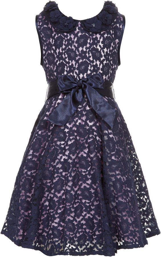 Monsoon Pearl Dress on shopstyle.co.uk | Vestidos niñas | Pinterest ...