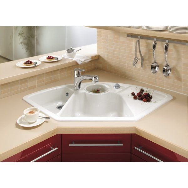 And Another Corner Sink Corner Sinks  Pinterest  Corner Simple Corner Sink Kitchen 2018