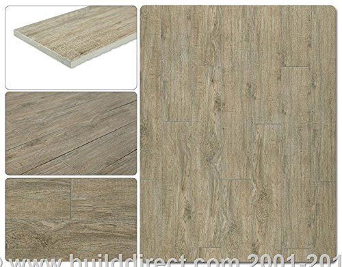 Salerno - Porcelain Tile Tacoma Wood Series American Beech ...