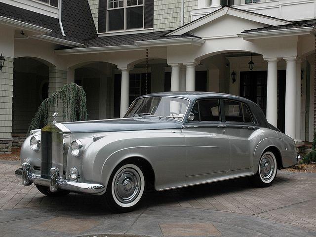 1960 Rolls Royce Silver Cloud Ii With Images Rolls Royce