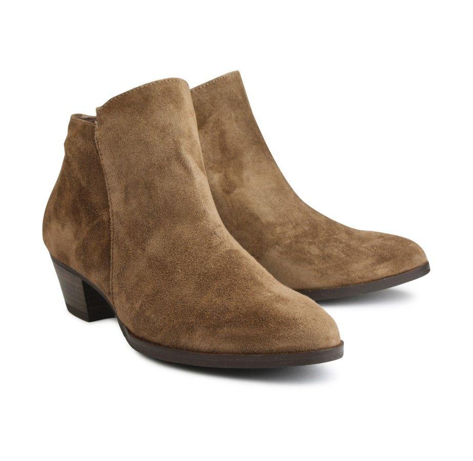 Catwalk, Enkellaars, plat, Flat shoes, Shoes, Assortiment