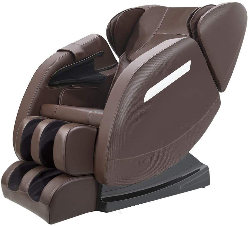 Massage Chair Recliner With Zero Gravity Full Body Massage Feet Roller Massage Chair