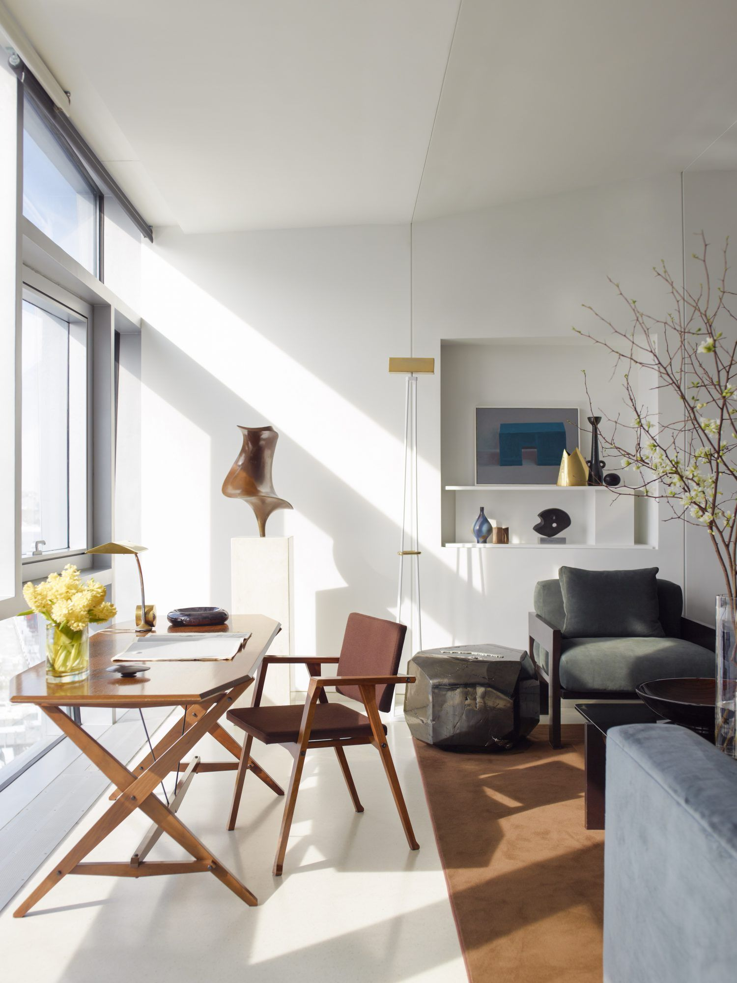 West Chelsea Residence Neal Beckstedt Studio In 2020 Furniture