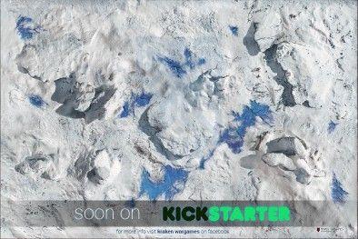 Kraken Wargames Launching Soon With Range Of Gaming Mats Kraken Wargaming Wargaming Mats