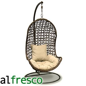 Al Fresco St Tropez Hanging Chair And Cushion Designer Covers Narellan Picture Of Home Bargains 150