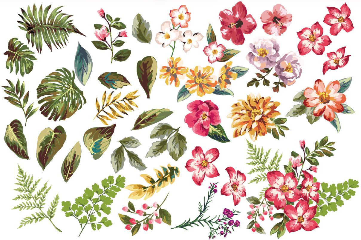 The set includes -6 Illustrator EPS(10) vector files with ...