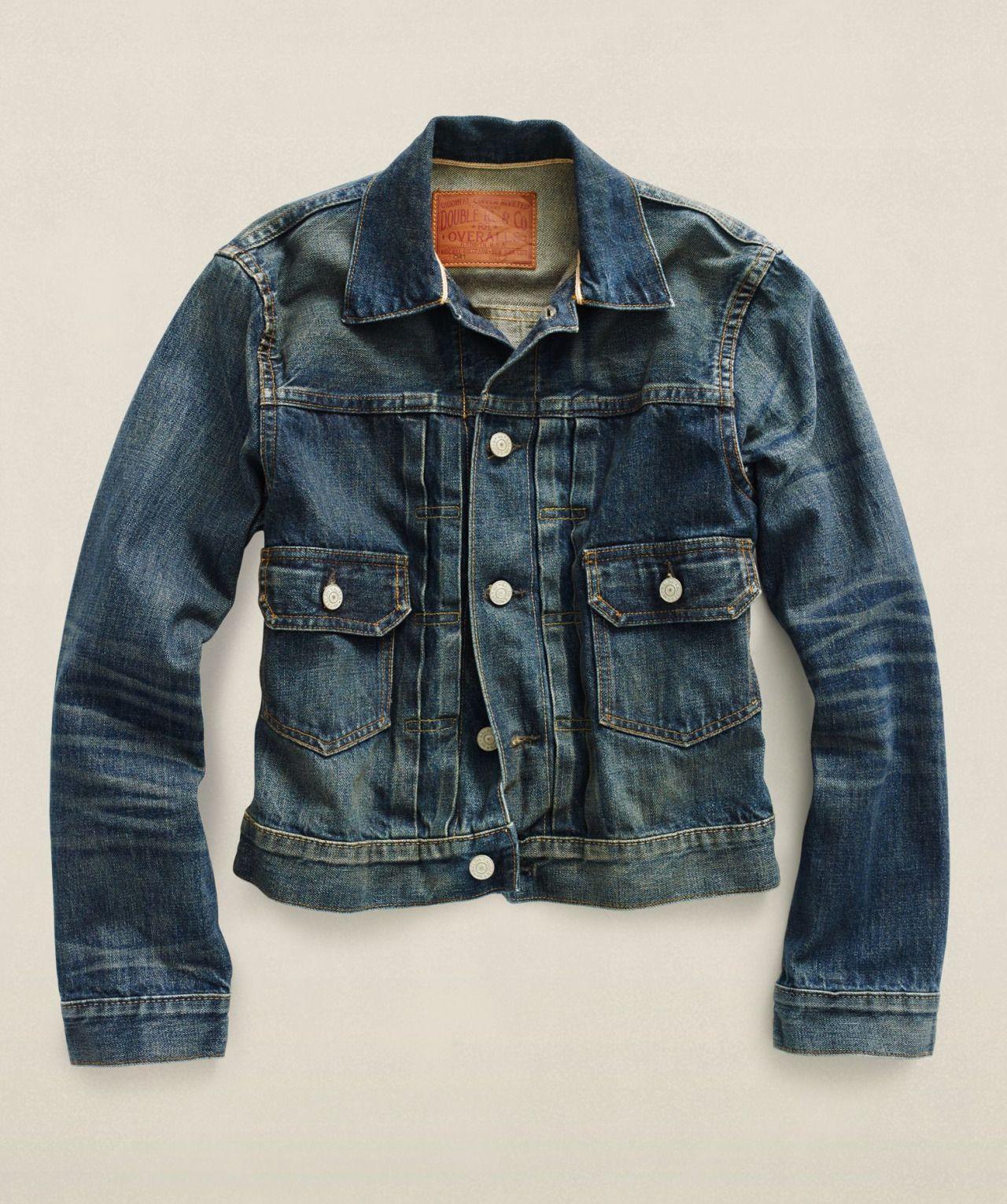 Rrl Denim Cowboy Jacket Denim Jacket Denim Cowboy Jacket [ 1531 x 1280 Pixel ]
