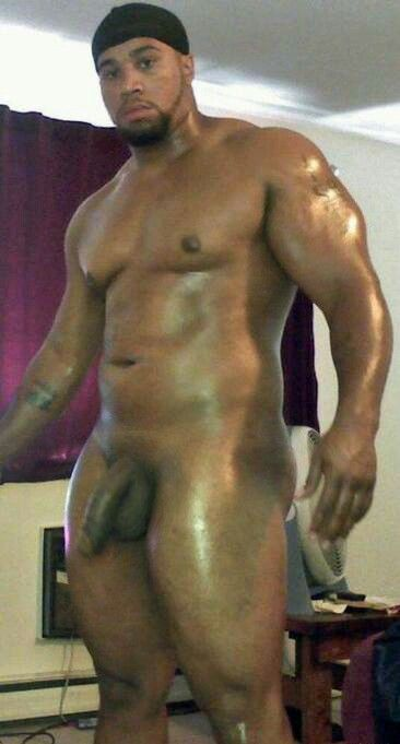 men black naked skin Dark