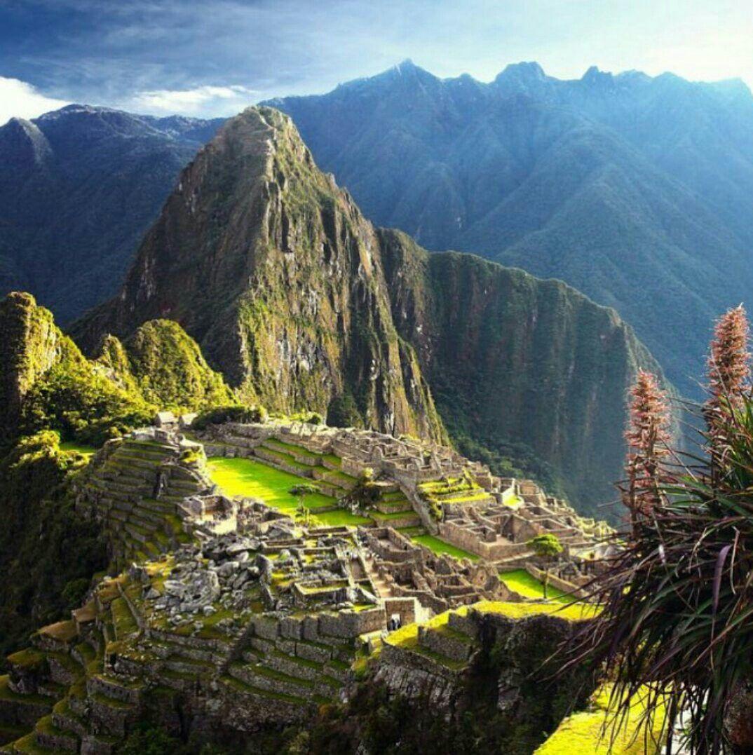Machu Picchu Peru http://vidaviajes.com/peru-y-el-gran-machu-picchu/
