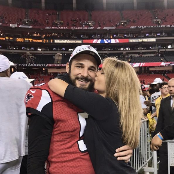 Brittany Boyer Bosher aka Brittany Bosher is the loving and incredible wife of NFL player Matt Bosher. He is the punter for the Atlanta Falcons.