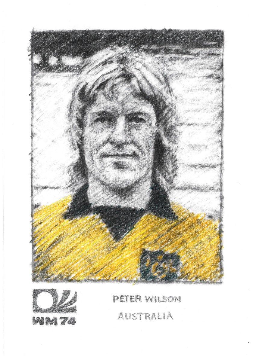 No. 3: Peter Wilson, Australia