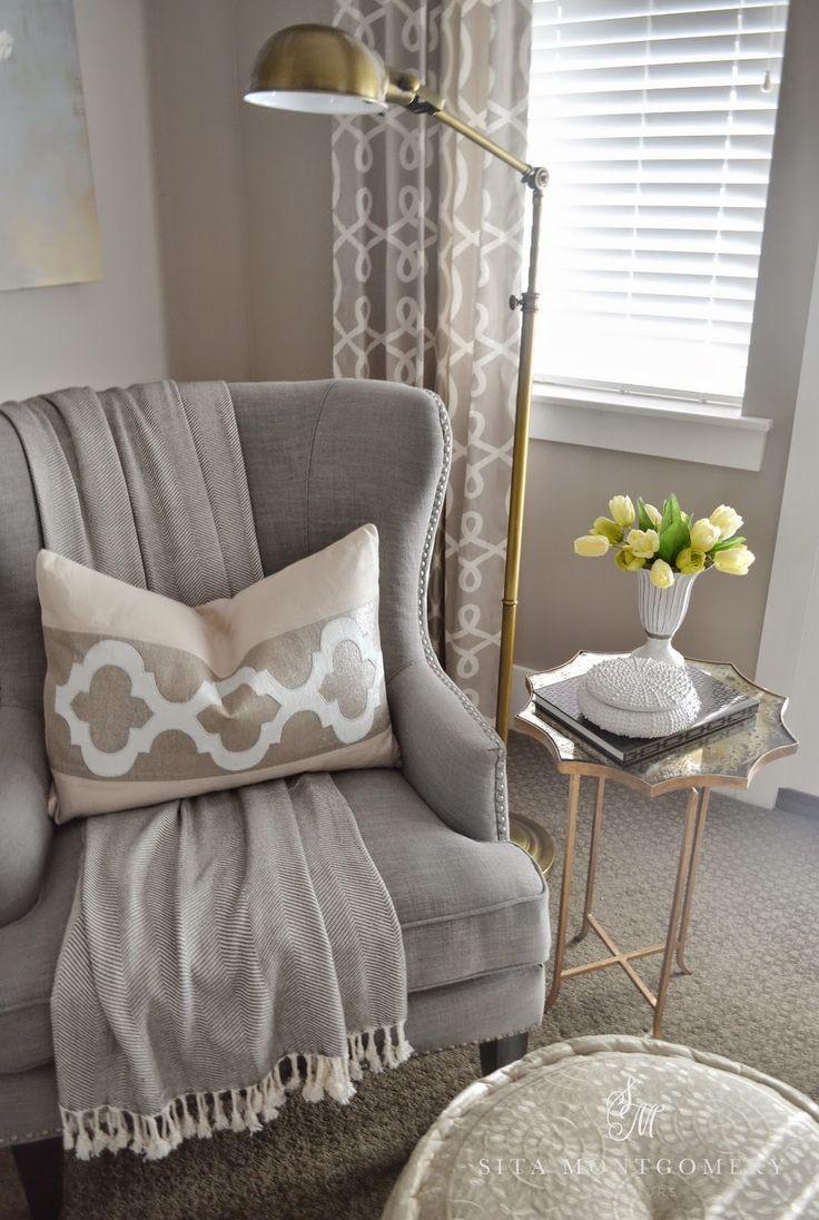 Kleine Lese Stuhl Für Schlafzimmer | Stühle | Pinterest | Stuhl ...