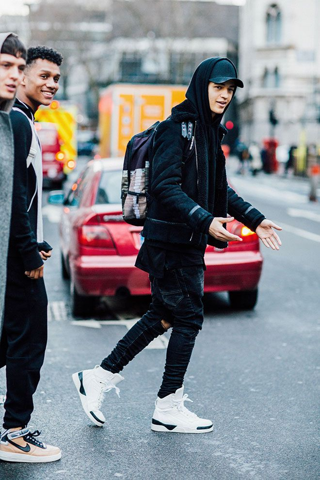 streetwear mode street winter fall looks london urban mens outfits homme week ado masculine urbaine menswear sur wear outfit swag