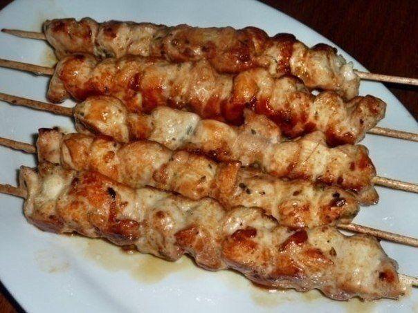 Kebab v rúre   Báječné recepty