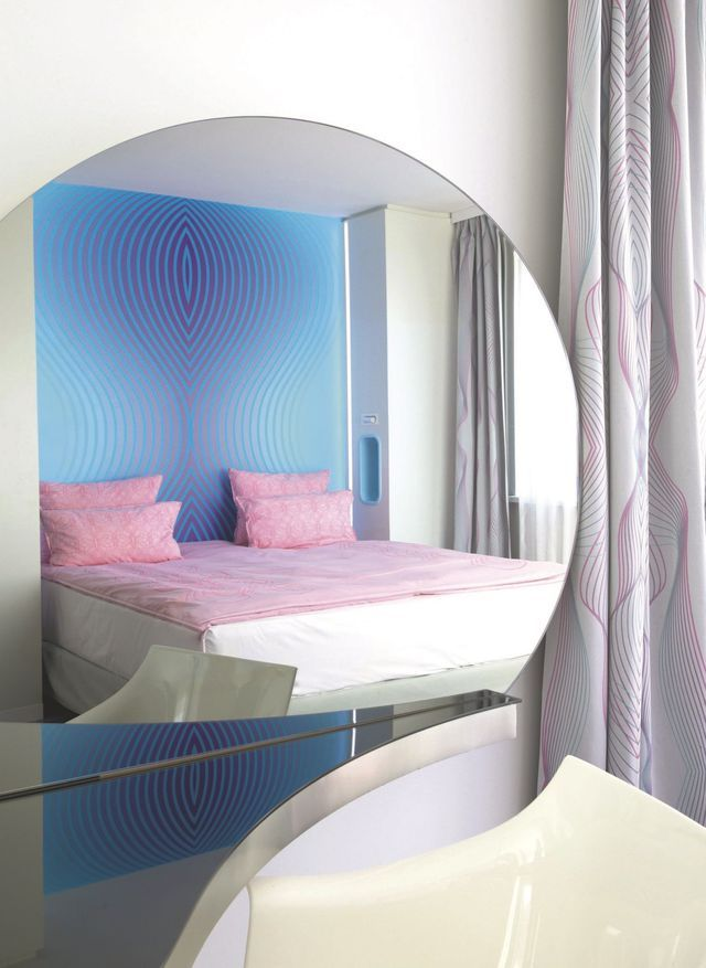 Nhow Berlin Hotel Un Hotel Insolite A Berlin Design Karim Rashid