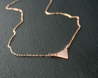Rose Gold Jewelry by Emily on Etsy Fashion Designer Style Jewelry