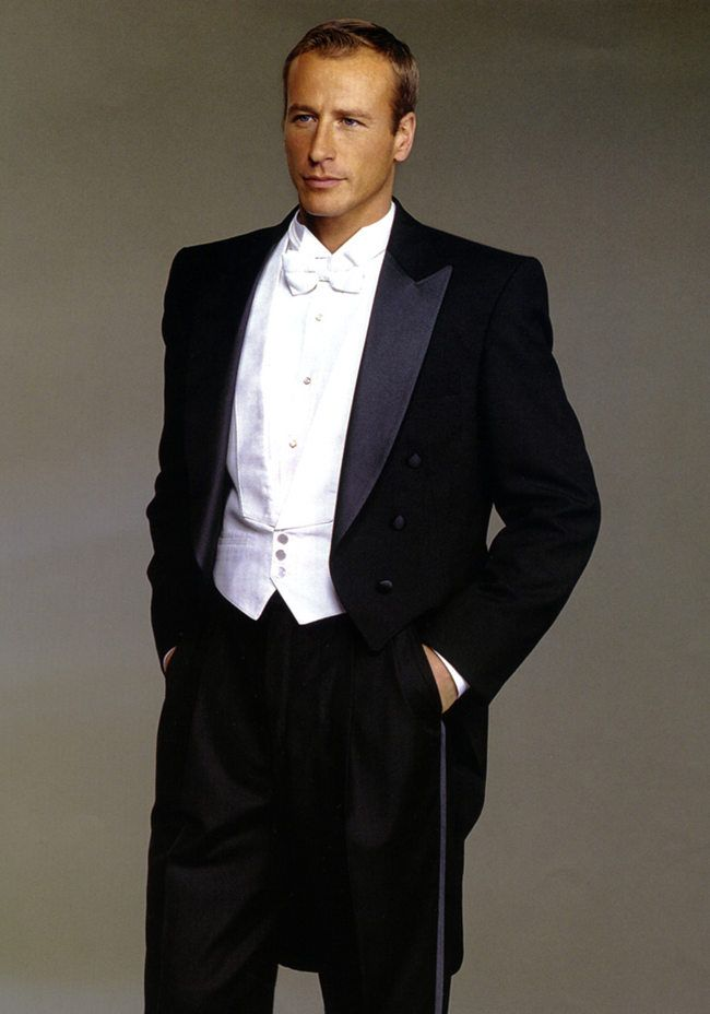 """White Tie"""" Weddings - What to Wear to a Wedding Reception: for ..."""