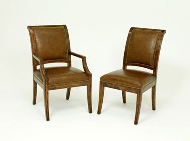 Bausman 3318 Chair Side Chairs Dining Chairs