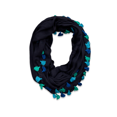 Girls Supersoft Infinity Scarf