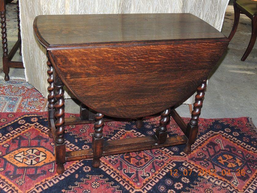 Antique Drop Leaf Table Antique Drop Leaf