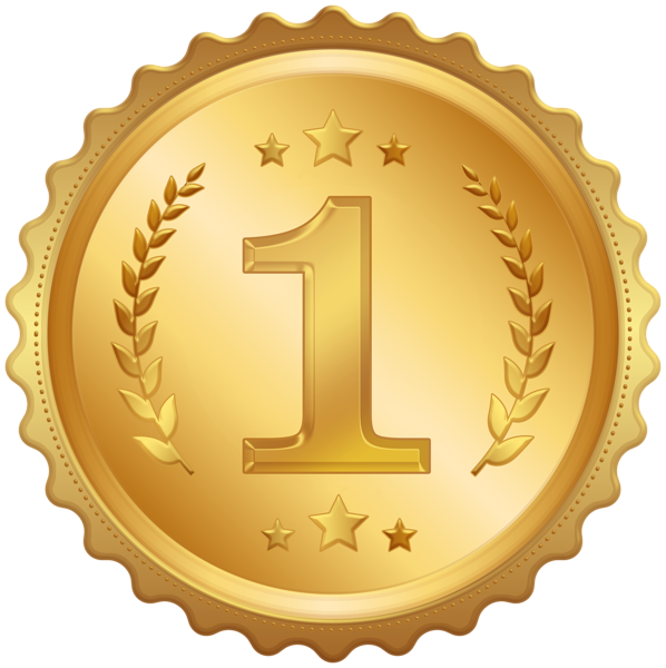 First Place Medal Badge Clipart Image Clip Art Free Clip Art Clipart Images