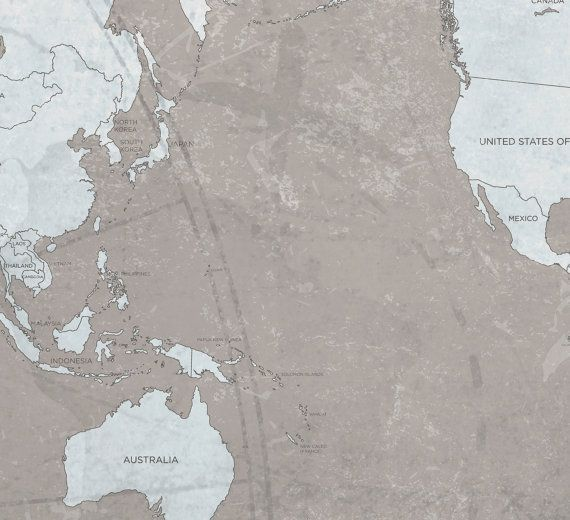 World map canvas print brown vintage taupe light blue gray world map world map canvas print brown vintage taupe light blue gray world map panoramic extra large long wall art vintage oversized wall art poster gumiabroncs Choice Image