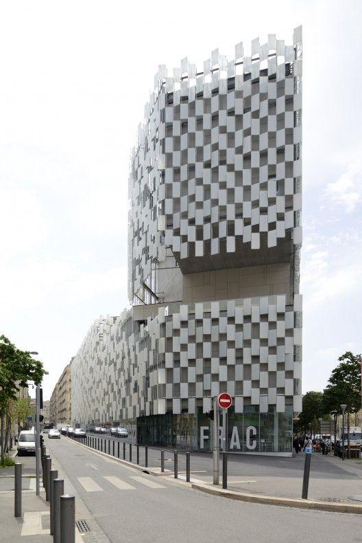 Contemporary Art Center – FRAC, Marseille France- Kengo Kuma & Associates